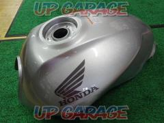 CB900 HORNET (SC48) Genuine gasoline tank Silver There putty repair