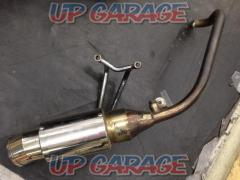 2 manufacturer unknown Short muffler