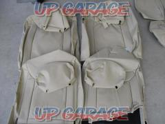 Bellezza Basic Seat Cover F50 series Cima (H13 / 1-H15 / 8) ivory Product number: 5425