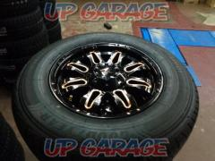 OFFBEAT LEXXEL Balano offroad style + GOODYEAR EfficientGrip SUV HP01(T11549)
