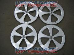 Toyota genuine (TOYOTA) ZVW30 Prius late genuine wheel cap For 15 inches 4 sheets set