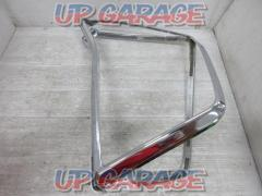 Unknown Manufacturer Tail light plated rim