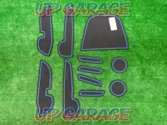 Unknown Manufacturer Rubber mat 11 piece