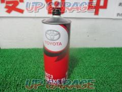 TOYOTA Brake fluid DOT3 1 L