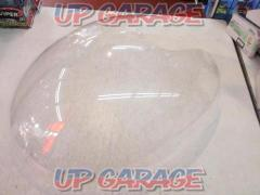 Unknown Manufacturer Rocket cowl screen (clear) For rocket cowl