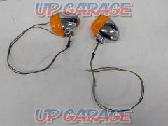 KAWASAKI (Kawasaki) Genuine Set of 2 blinkers Barrios Ⅱ