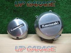 Genuine engine cover set Zephyr 750 Remove KAWASAKI (Kawasaki)