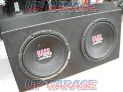 ALPINE 2 subwoofers with BOX