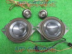 ALPINE SCS-100S 10cm 2 WAY Separate Speaker