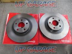brembo Disc rotor Set two for the front