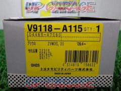 Toyota original (TOYOTA) Brake pad Part number V9118-A115