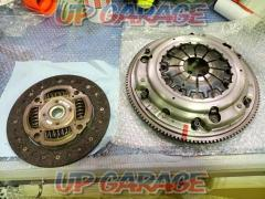 EXEDY (Exedy) Sports clutch Ultra fiber + Clutch cover + Genuine flywheel