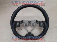 DAMD (Damned) Subaru only Leather steering (airbag compatible) Single
