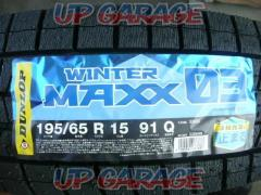 DUNLOP WINTERMAXX WM03