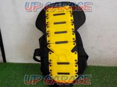 RS Taichi Back protector Yellow Black