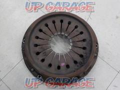 JZX110 Genuine clutch cover + flywheel