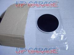 Unknown Manufacturer KAWASAKI system Filler cap Carbon style sticker