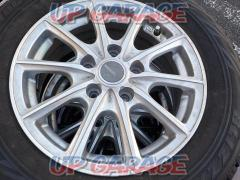 Wheel only four BRIDGESTONE (Bridgestone) ECO FORME SE-15 (5HOLE)