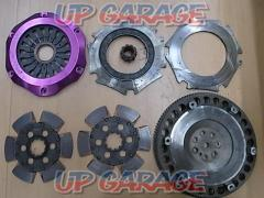 EXEDY COMPE-R Twin-plate clutch Lancer Evolution 4.5.6.7.8.9