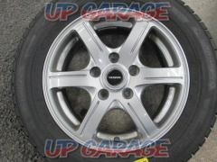 BRIDGESTONE (Bridgestone) BALMINUM (Barumina) 6-spoke