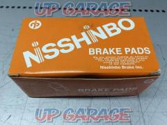 NISSHINBO ( Nisshinbo ) [PF-6428] Front brake pad Right and left