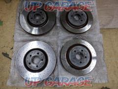 BENZ Genuine brake disc rotor