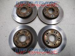 Honda original (HONDA) CR-Z / ZF1 genuine brake rotor 1 cars