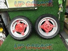 Unknown Manufacturer Aluminum wheel with hub + NYLON G.YUANXING