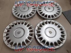 Toyota genuine (TOYOTA) Crown (150 series) Original wheel cap 15 inches 4 sheets set
