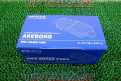 AKEBONO Disc brake pads AN-727K For front