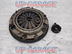 Mazda genuine (MAZDA) Clutch disc + clutch cover + flywheel + release bearing