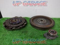 EXEDY + SUZUKI genuine Clutch disc + cover + genuine flywheel