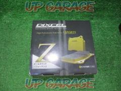 DIXCEL Z-Type [331 120 Front brake pad