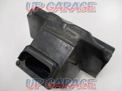 Kawasaki Z400FX genuine air cleaner BOX (U01039)