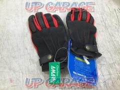 KOMINE (Komine) 4R (For Riders) [FR-161115] 4R Mesh Gloves Range S-16A BK LL size 1 pair
