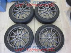 HOT STUFF (Hot Stuff) CROSS SPEED (cross speed) PREMIUM CSR + BRIDGESTONE (Bridgestone) ER370