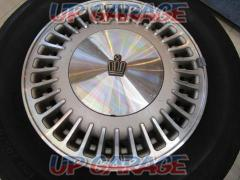 Toyota original (TOYOTA) 13 series crown Genuine + BRIDGESTONE (Bridgestone) NEXTRY