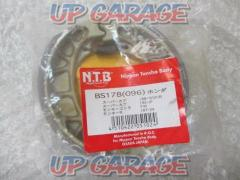 NTB Brake shoe BS178 (096)