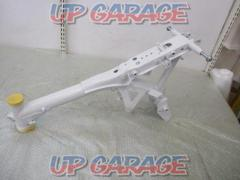 Manufacturer unknown (Chinese) Monkey steel frame white