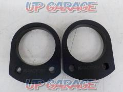 K-FACTORY (Kei factory) Handle up spacer 2 pieces [ZZR1400]