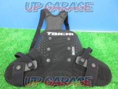 RSTaichi (RS Taichi) TRV034 Flex chest protector 8mm Belt type