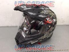 THH Off-road helmet BROKEN SKULL