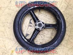 KAWASAKI Genuine front wheel F-1215