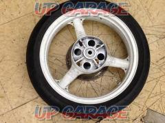 KAWASAKI Genuine rear wheel R-1216
