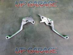 ZETA (zeta) Pivot lever left and right set Remove CRF250L('15)