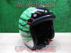 Size free # 51 Fifty one Feather DESIGN Helmets Alpha Wraith Design