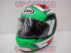 Arai Dongdan Original QUANTUM-J GIUGLIANO (Jugliano) M size (57-58cm) David Giuliano player replica model