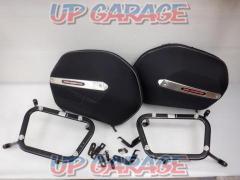 SW-MOTECH AERO side case Left and right With side carrier GSX 1300 R Falcon (Hayabusa) (- '07)