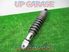 Remove from address V100 SUZUKI genuine Rear suspension Gun Meta