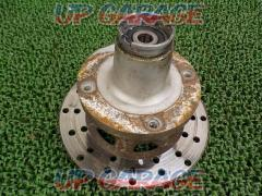 Unknown Manufacturer For Monkey / Gorilla Custom Front hub Disc brake specification